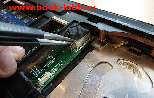 ремонт ноутбука asus x52j в спб горьковская петроградская