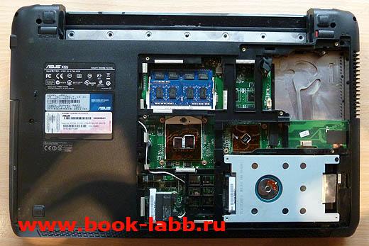 Скачать драйвера ноутбуки Asus K52de