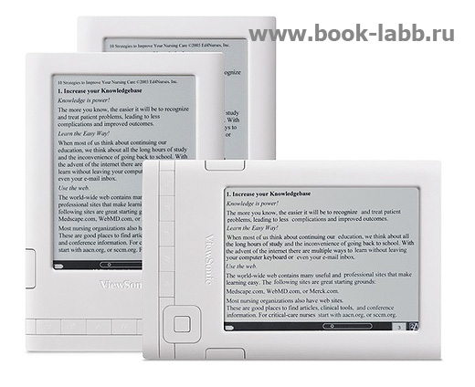 замена дисплея в электронной книге в спб