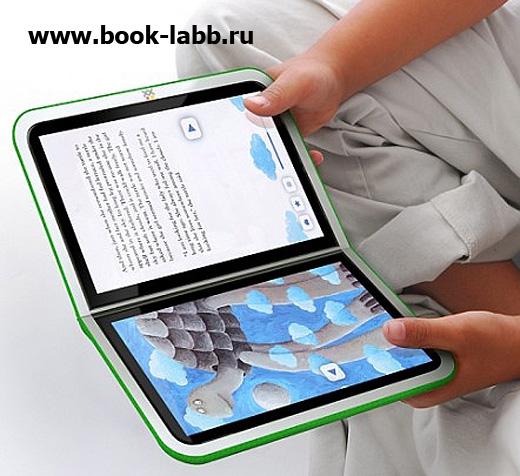 замена монитора в электронной книге