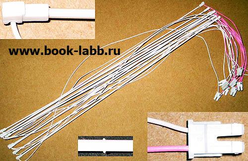 замена лампы подсветки матрицы в ноутбуке