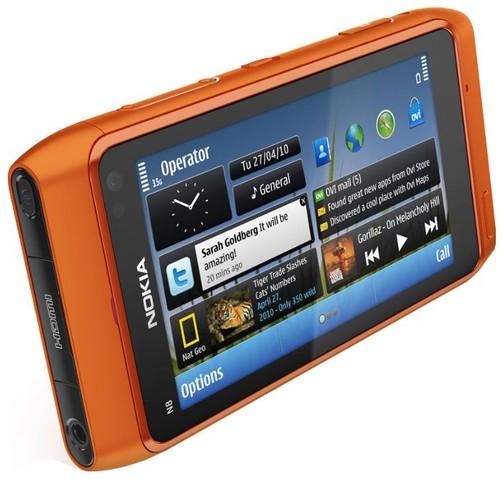 ремонт экрана телефона nokia N8-00 в спб петроградка