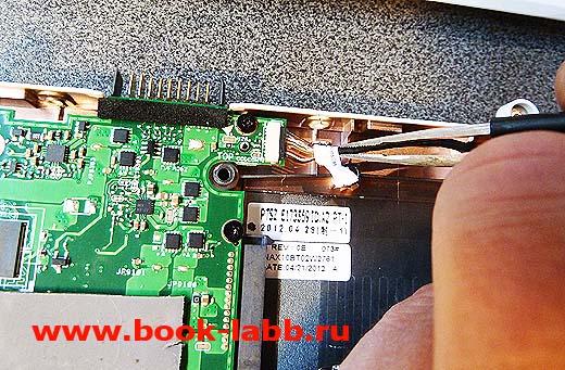 не заряжается акуммулятор на ноутбуке asus eee pc x101ch как починить