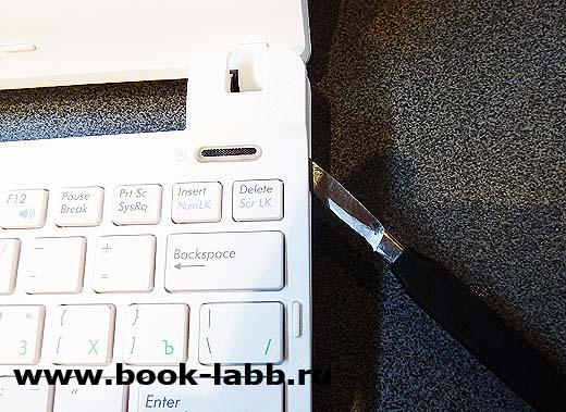 модернизация апгрейд нетбука asus eee pc x101ch