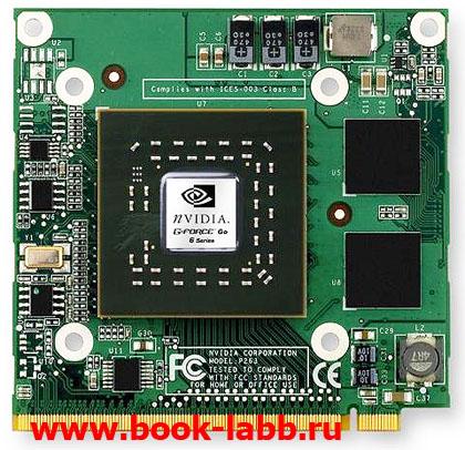 купить видеокарту для ноутбука GF 8600GS 512Mb DDR-2 в Петербурге СПб